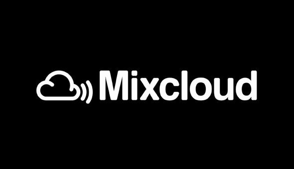 MixCloud Logo Image