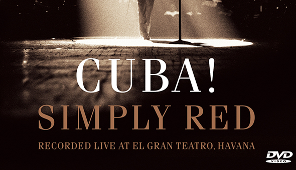 Simply Red Recorded Live