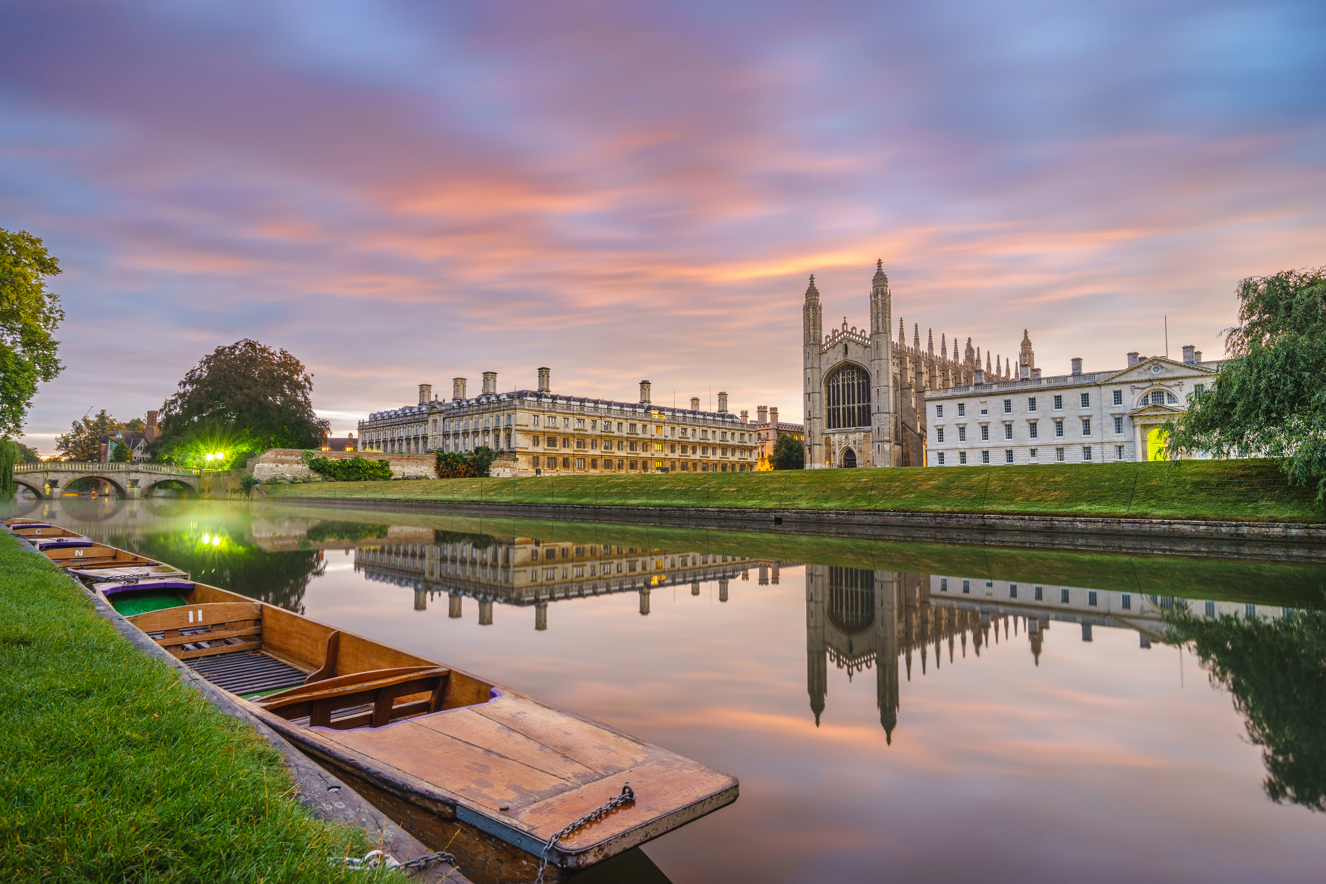 the beautiful university city of cambridge The university city of cambridge is home to compelling start-ups at the bleeding edge in areas such as big data, life sciences and ai known as silicon fen, cambridge is a veritable powerhouse.