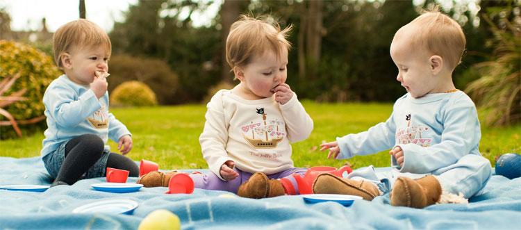 Baby Children and Brand Development
