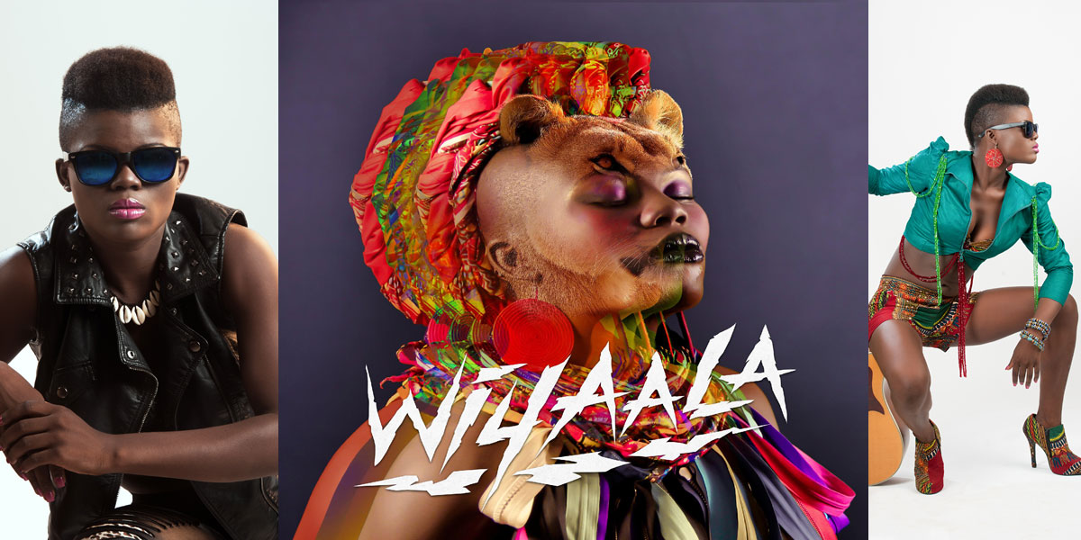 World Music Promotion - Wiyaala