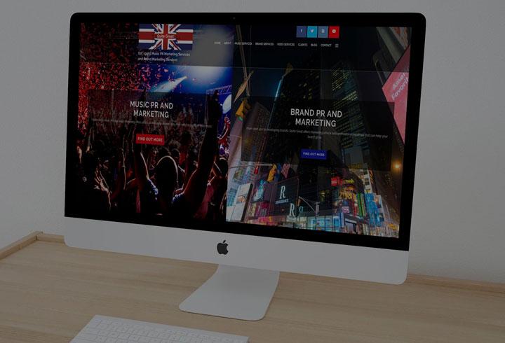 Website & Design B2B & Brand SEO